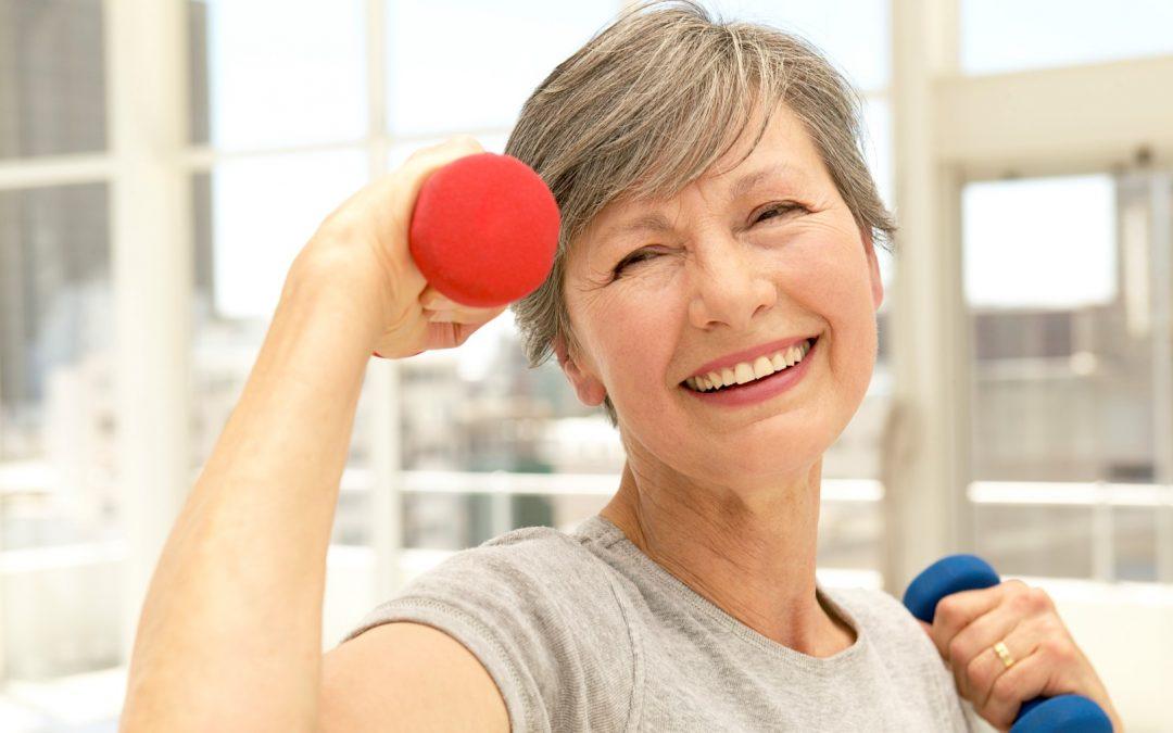 A Atividade Física na Melhor Idade pode trazer benefícios inusitados.