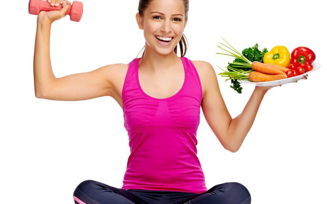 Benefícios de uma boa nutrição.