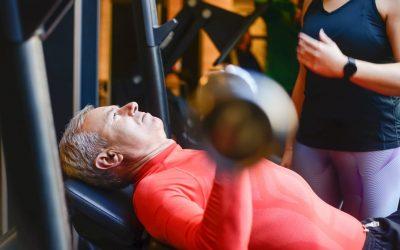 Benefícios da Musculação na Terceira Idade