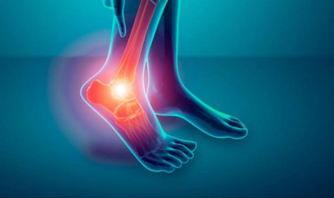 Mobilidade articular: tornozelo